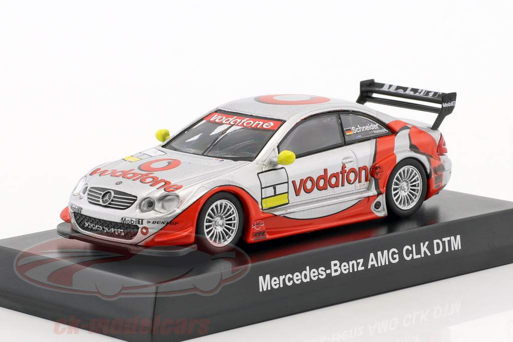 Mercedes-Benz AMG CLK #1 DTM 2002 Bernd Schneider 1:64 Kyosho