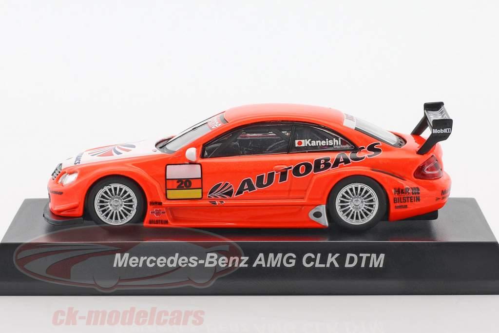 Mercedes-Benz AMG CLK #20 DTM 2003 Katsutomo Kaneishi 1:64 Kyosho