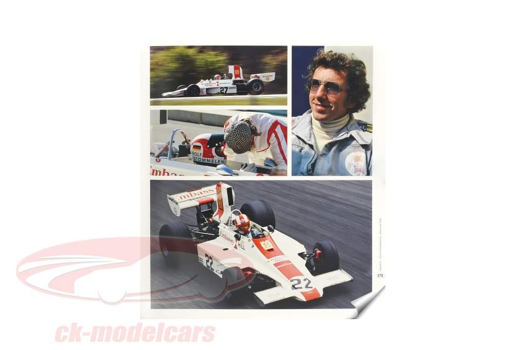 Buch Rolf Stommelen: Der Rolf - Rennfahrer für alle Fälle von M. Behrndt / E. Kahnt / F. Kräling