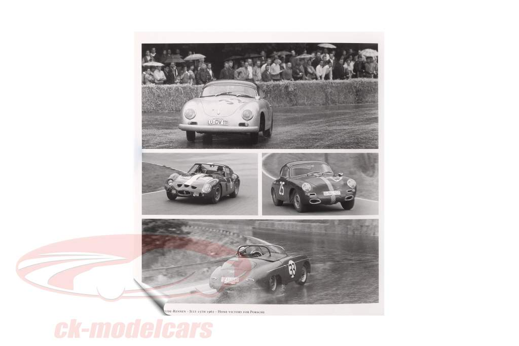 livre: Racing at solitude 1949-1965 de Thomas Mehne