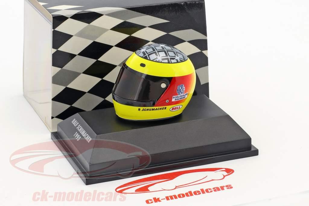 Ralf Schumacher formule 3 1995 casque 1:8 Minichamps / 2. élection