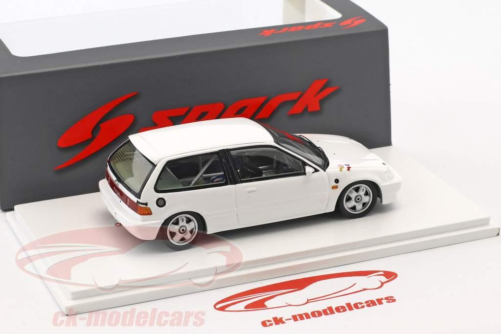 Honda Civic EF3 Group A Racing Car 1988 1:43 Spark