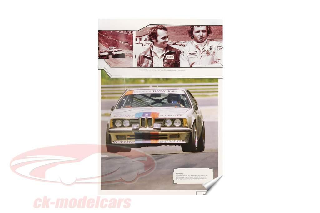Book: 50 Jahre Bilstein Motorsport - Eine bewegende Geschichte