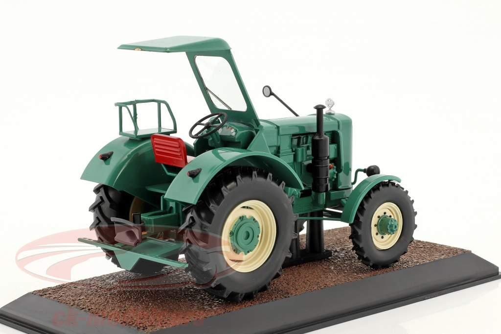 MAN 4TI Traktor year 1960 green 1:32 Atlas