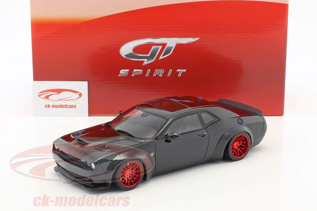 Dodge Challenger SRT8 LB Performance schwarz 1:18 GT-Spirit
