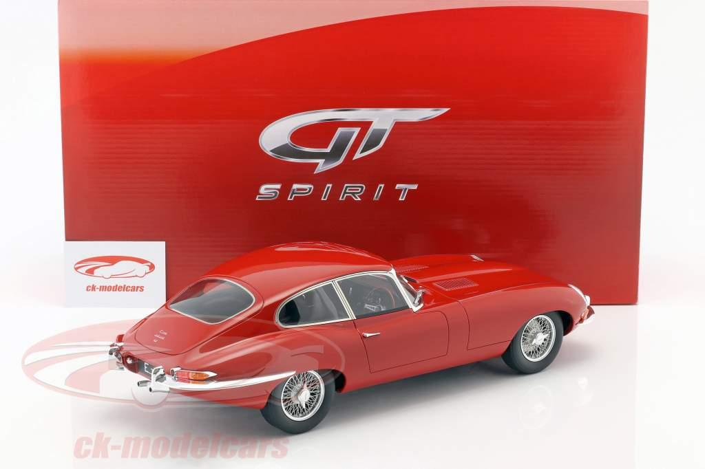 Jaguar E-Type rouge 1:12 GT-Spirit