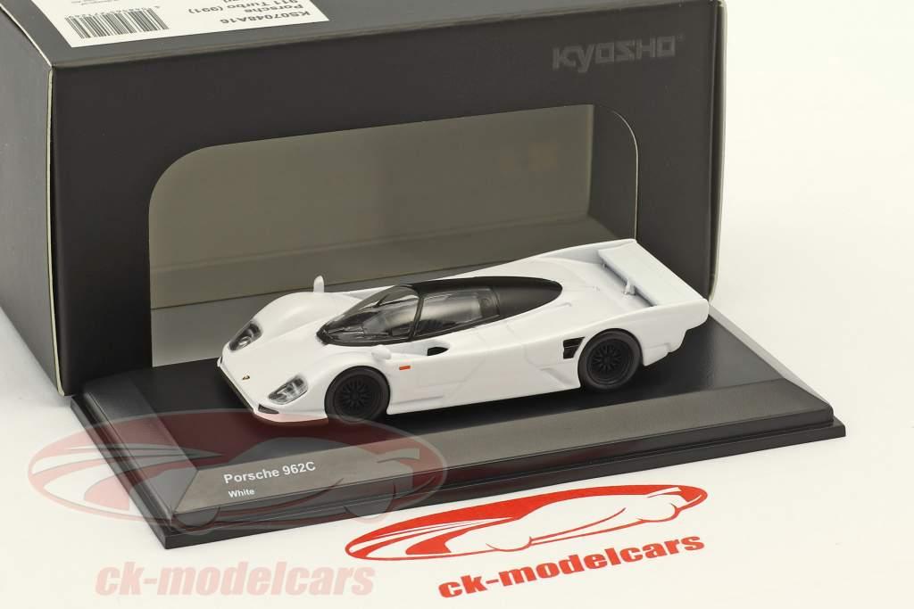 Porsche 962C weiß 1:64 Kyosho