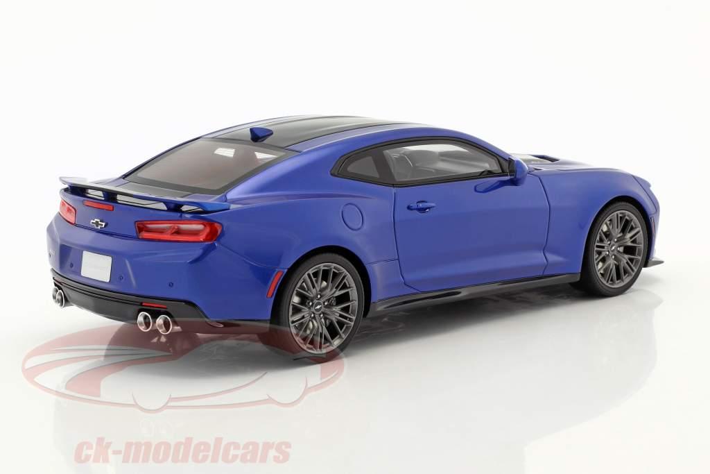 Chevrolet Camaro Zl1 Gt Spirit Bringt Den Jahrgang 2017