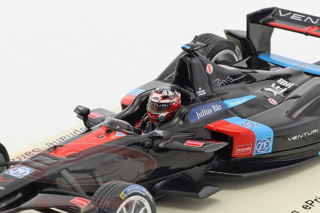 S. Sarrazin Venturi VM200-FE-02 #4 Hong Kong ePrix Formel E 2016/2017 1:43 Spark