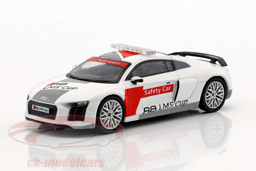 Audi R8 V10 Plus Safety Car Audi R8 LMS Cup 1:64 Tarmac Works