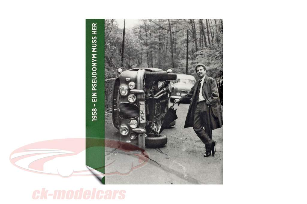 Book: Peter Lindner Rennsportjahre 1955-1964 from Peter Hoffmann / Thomas Fritz Limited Edition