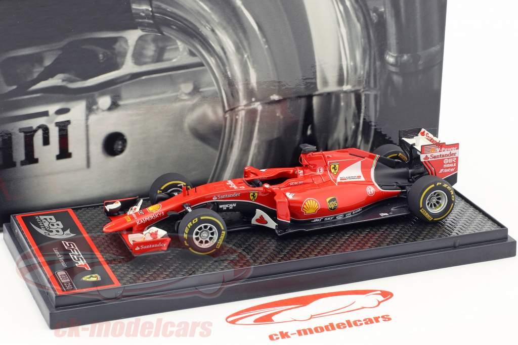 Ferrari SF15-T Launch Version Formel 1 2015 1:43 BBR
