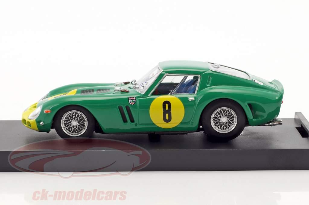 Ferrari 250 GTO #8 3rd GP Angola 1962 David Piper 1:43 Brumm