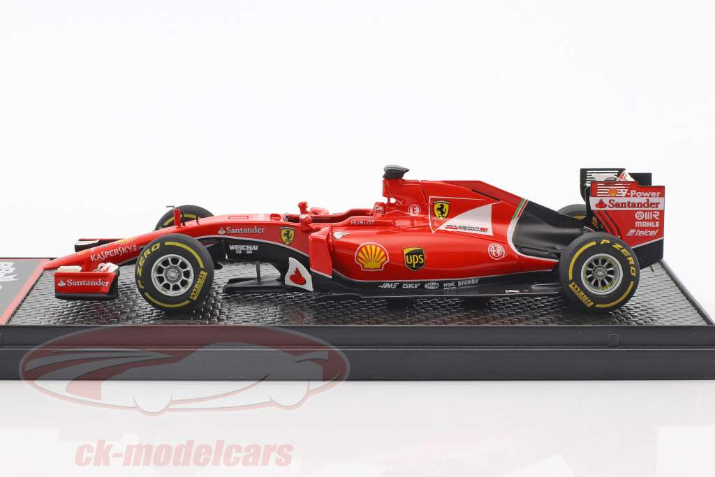 Ferrari SF15-T Launch Version formula 1 2015 1:43 BBR