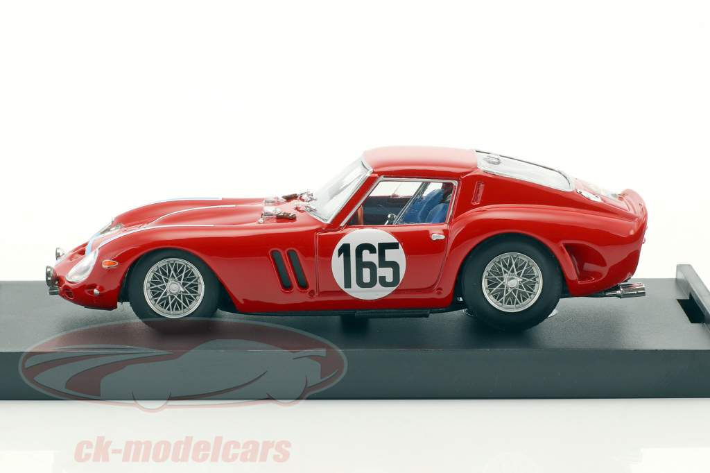 Ferrari 250 GTO #165 gagnant Tour de France 1963 Guichet, Behra 1:43 Brumm