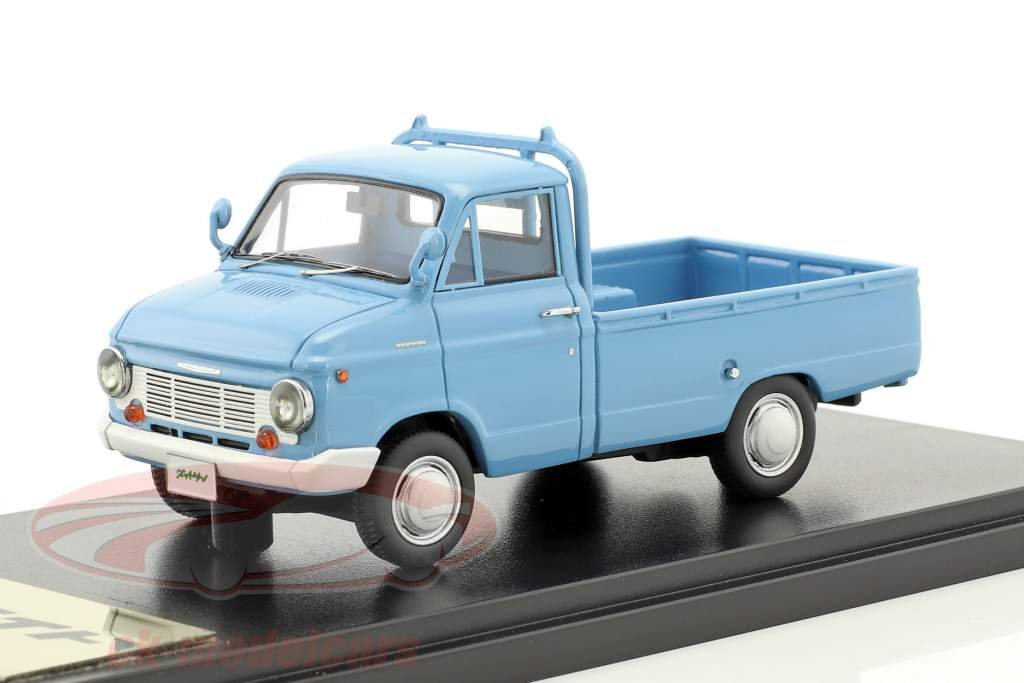 Nissan Datsun Cablight Truck bleu clair 1:43 Kyosho