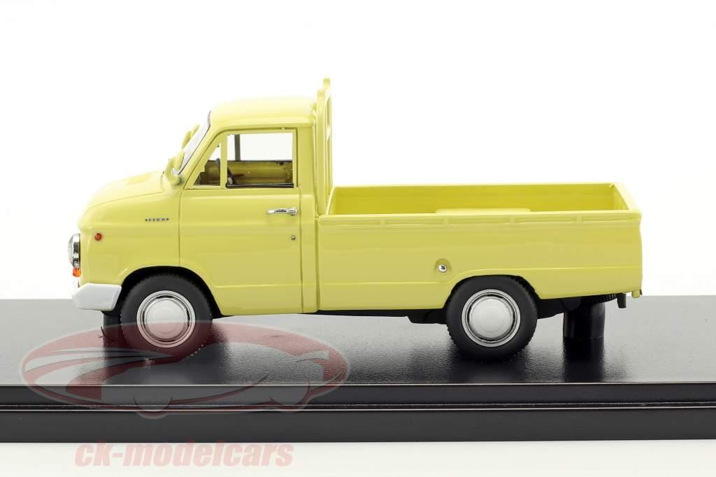 Nissan Datsun Cablight Truck jaune clair 1:43 Kyosho