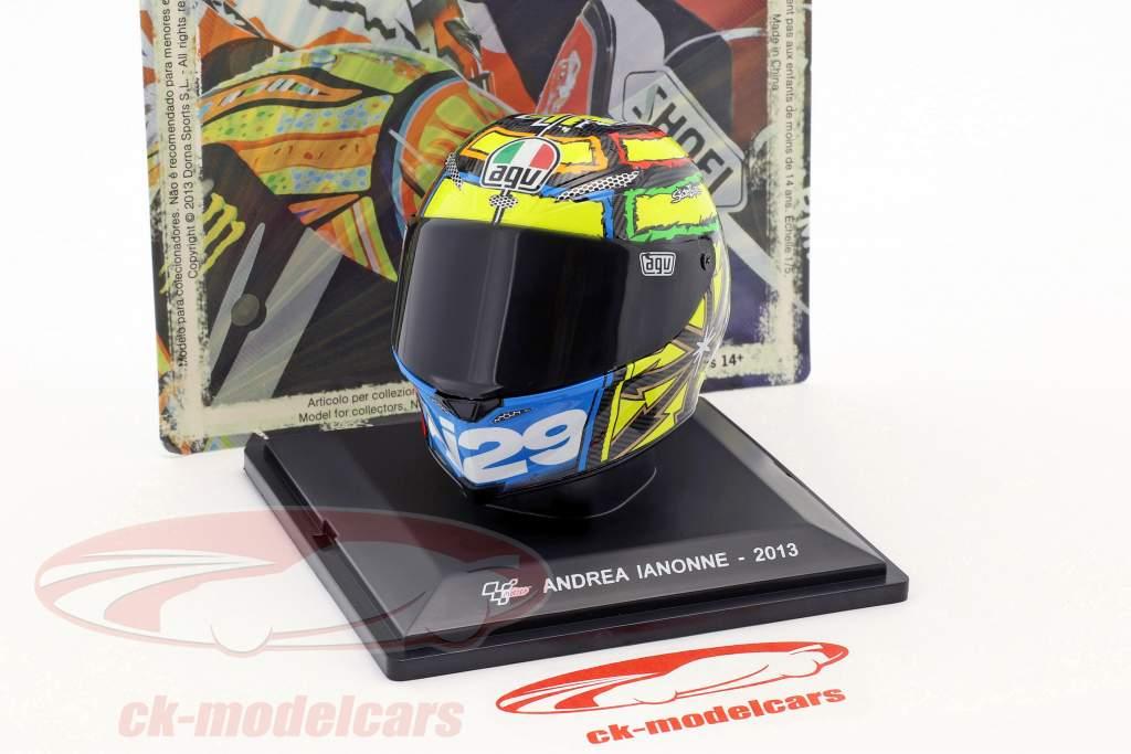 Andrea Ianonne MotoGP 2013 casque 1:5 Altaya