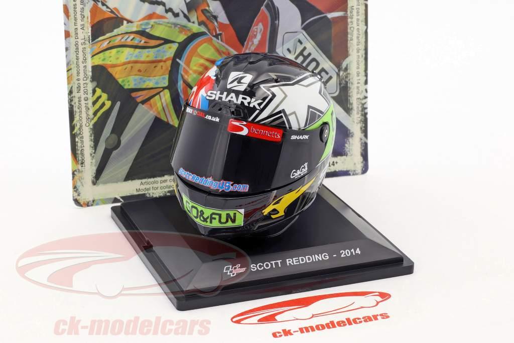 Scott Redding MotoGP 2014 casque 1:5 Altaya