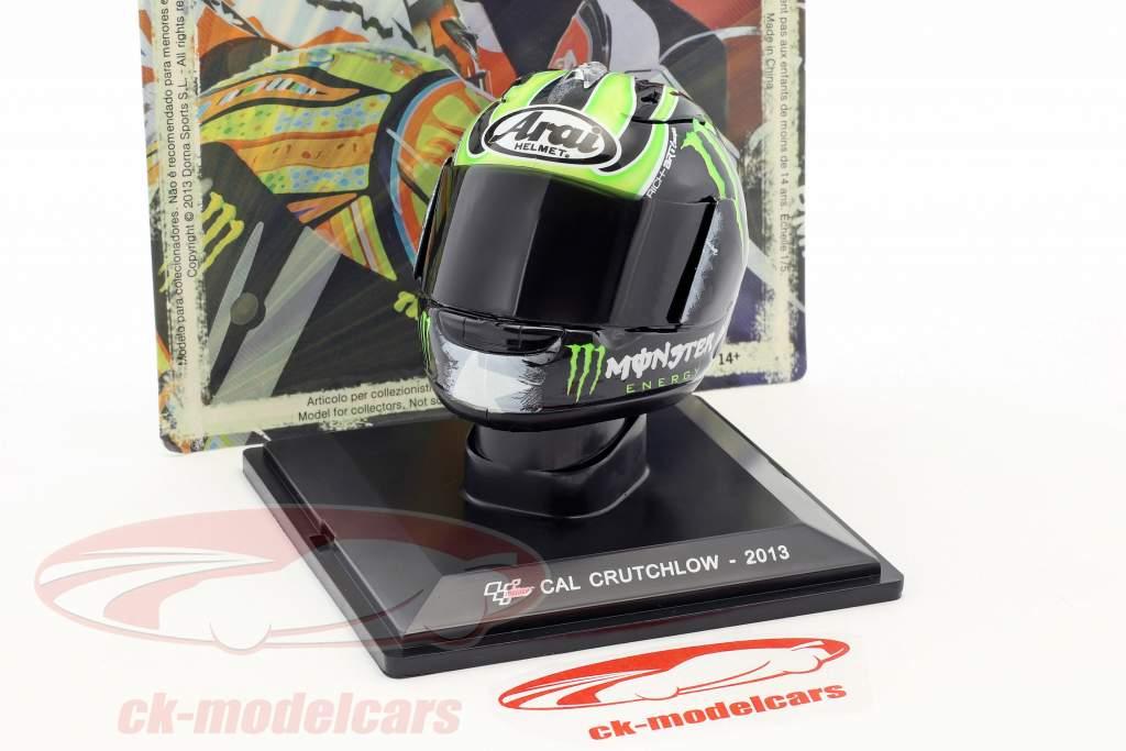Cal Crutchlow MotoGP 2013 Helm 1:5 Altaya