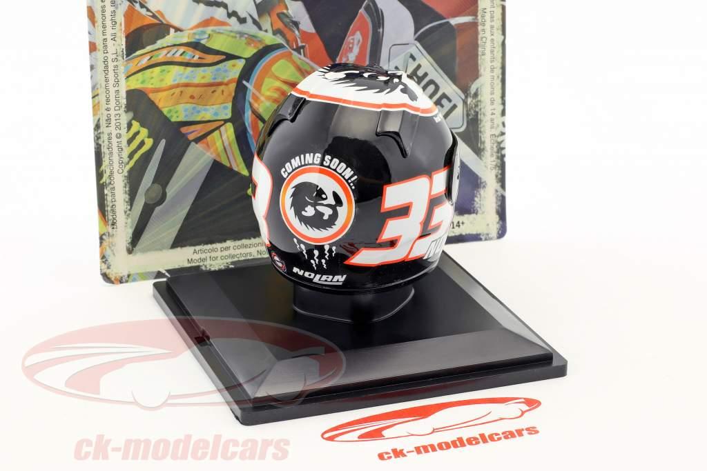 Marco Melandri MotoGP 2005 Helm 1:5 Altaya