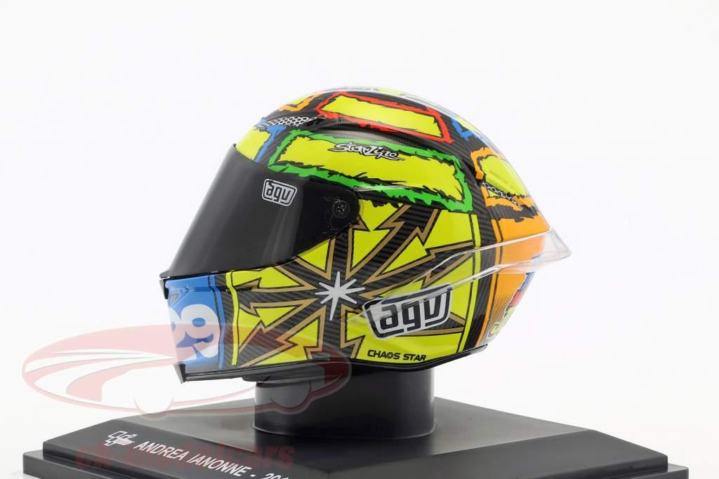 Andrea Ianonne MotoGP 2013 helmet 1:5 Altaya