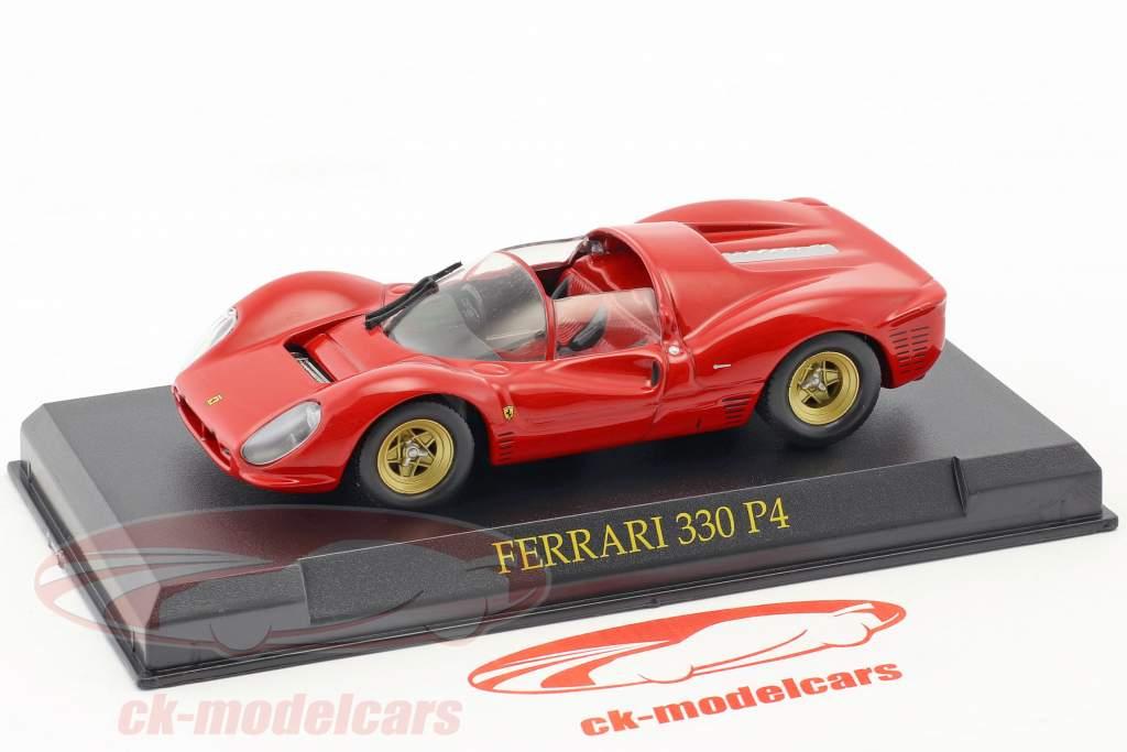 Ferrari 330 P4 rouge 1:43 Altaya