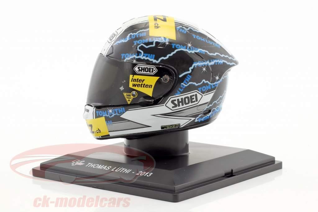Thomas Lüthi Moto2 2013 helmet 1:5 Altaya