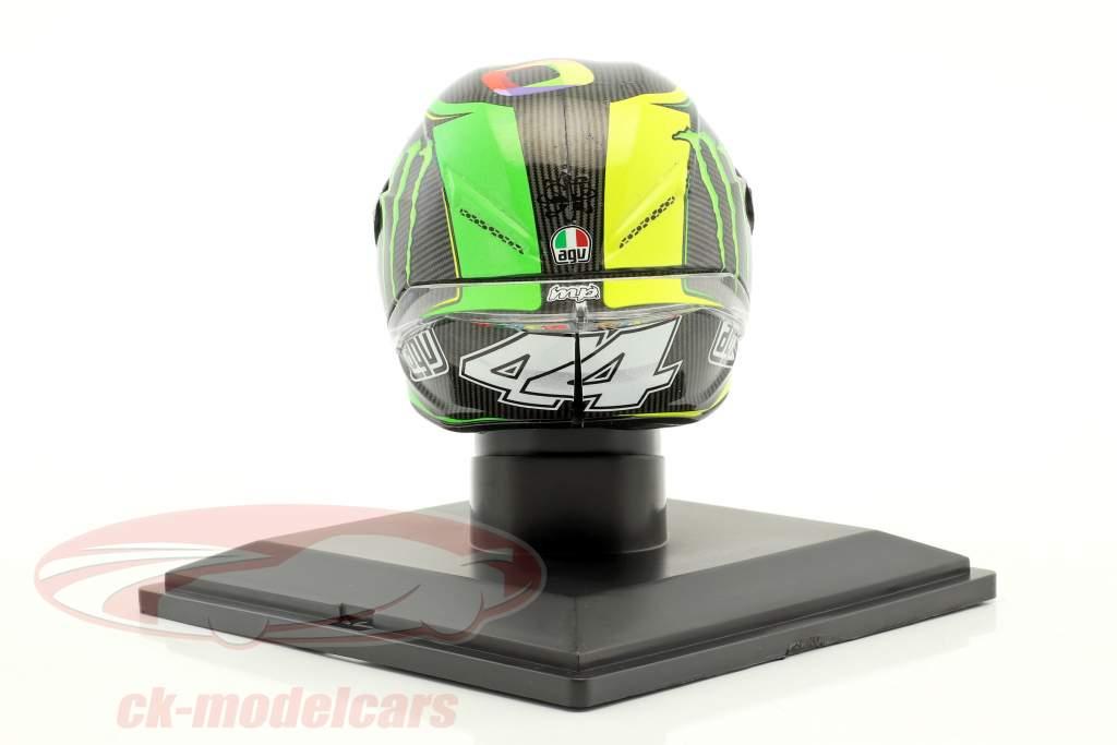 Pol Espargaro Weltmeister Moto2 2013 Helm 1:5 Altaya