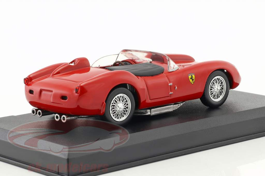 Ferrari 250 Testa Rossa rosso 1:43 Altaya