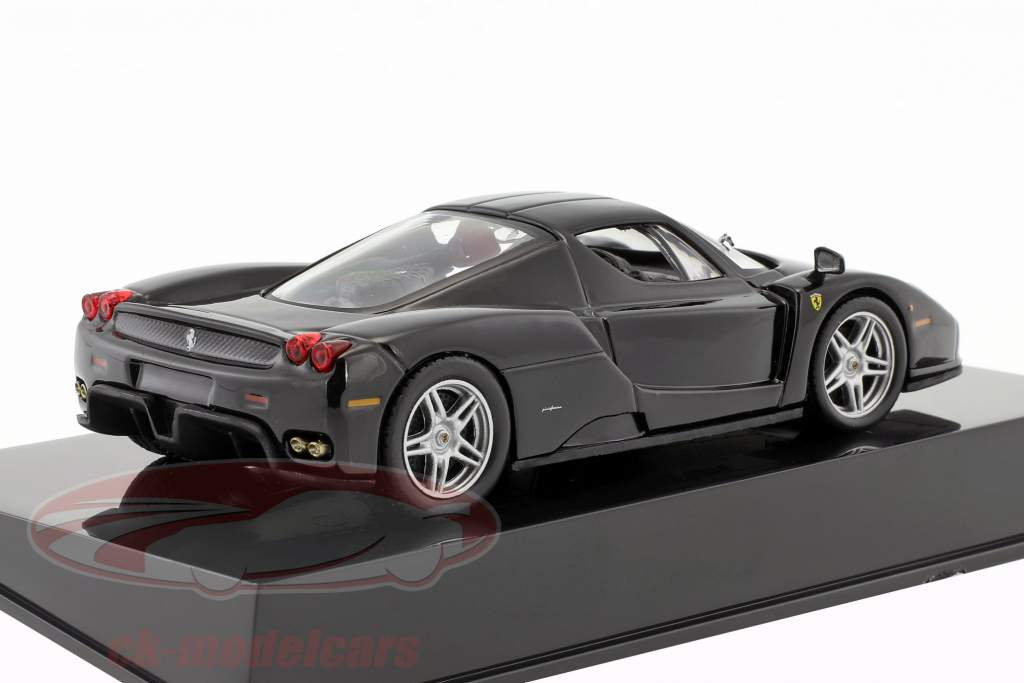 Ferrari Enzo black with showcase 1:43 Altaya