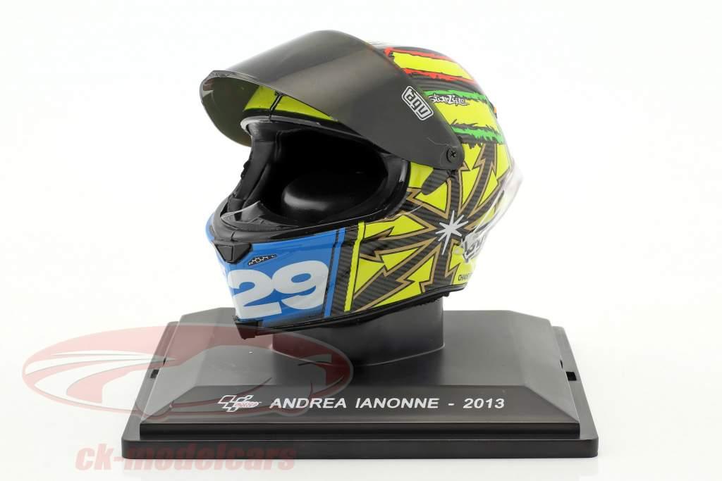 Andrea Ianonne MotoGP 2013 Helm 1:5 Altaya