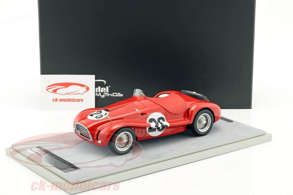 Ferrari 225S Spider Vignale #26 3 GP del Portogallo 1952 Stagnoli 1:18 Tecnomodel