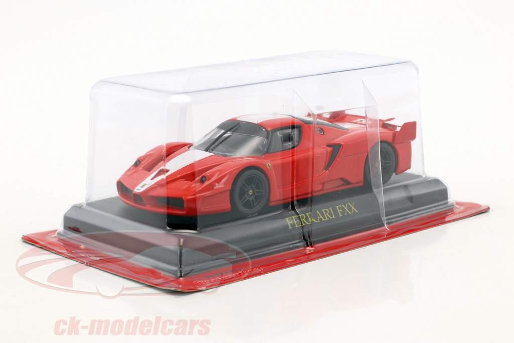 Ferrari FXX red / white 1:43 Altaya