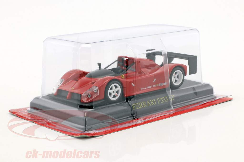 Ferrari F333 SP red 1:43 Altaya