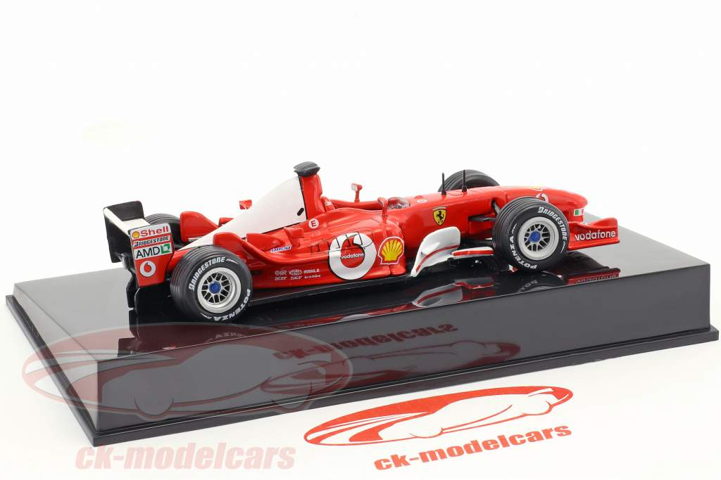 M. Schumacher Ferrari F2003-GA #1 World Champion formula 1 2003 with showcase 1:43 Altaya