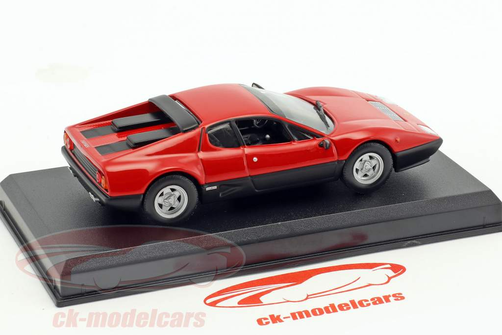 Ferrari 512 BB red 1:43 Altaya
