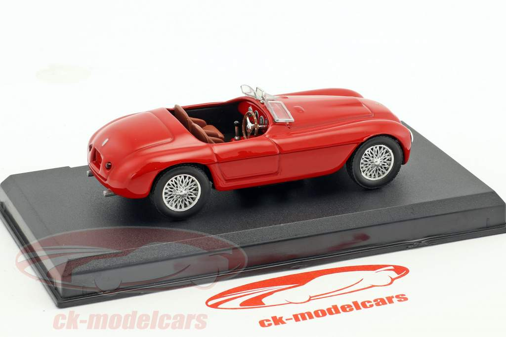 Ferrari 166 MM red 1:43 Altaya