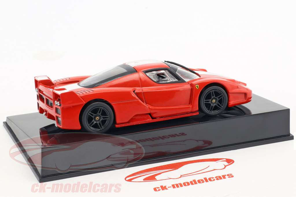 Ferrari FXX red / white with showcase 1:43 Altaya