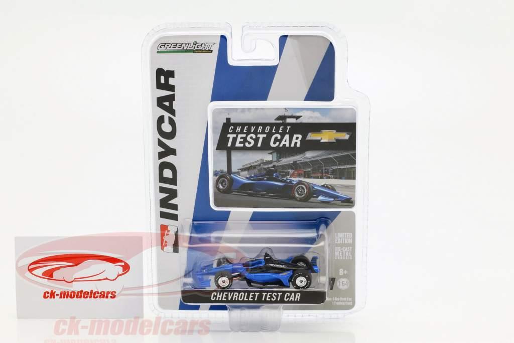 Chevrolet Dallara Aerokit Test Car IndyCar Series 2018 1:64 Greenlight
