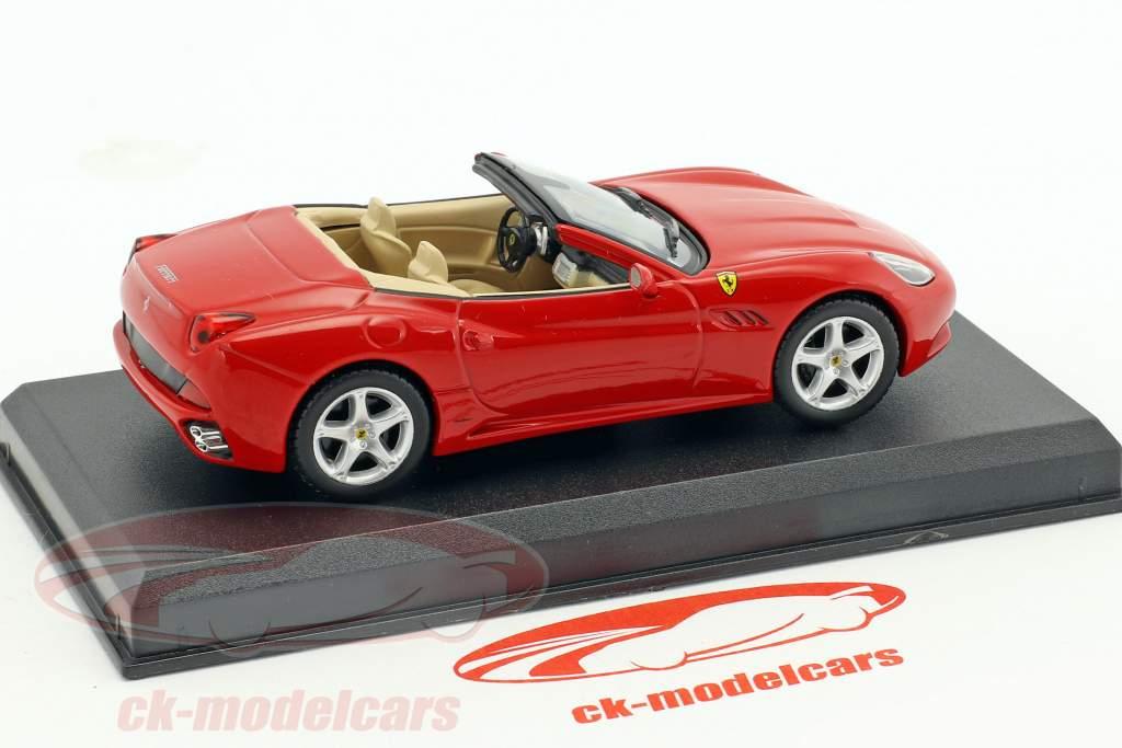 Ferrari California rot 1:43 Altaya