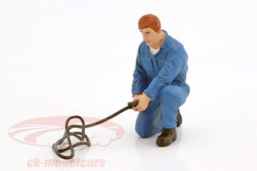 Mechaniker Tony Figur 1:18 American Diorama