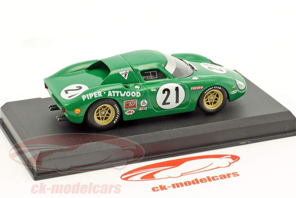 Ferrari 250 LM #21 24h LeMans 1968 Piper / Attwood 1:43 Altaya