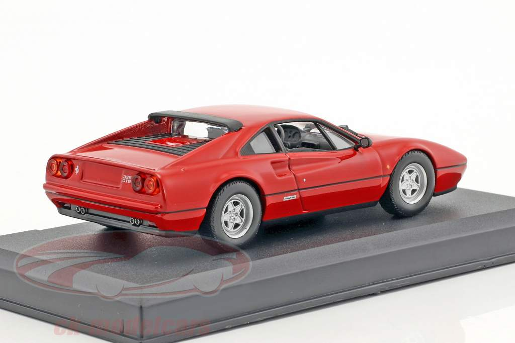 Ferrari 328 GTB year 1985 red 1:43 Altaya