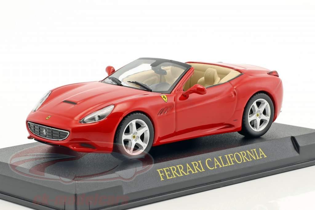 Ferrari California red 1:43 Altaya