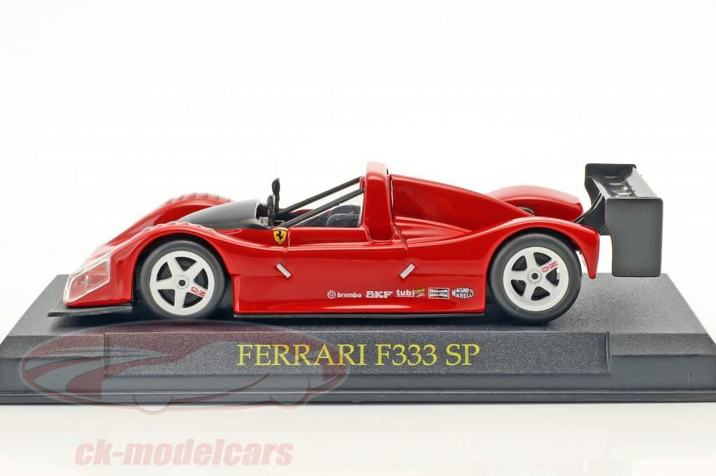 Ferrari F333 SP rosso 1:43 Altaya