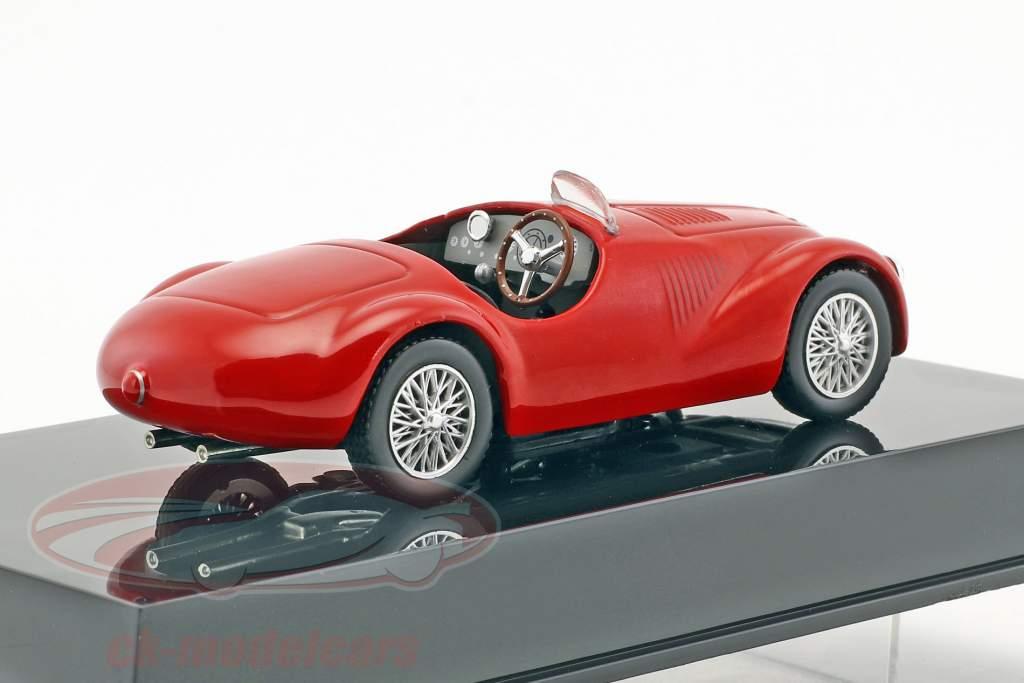 Ferrari 125S rot mit Vitrine 1:43 Altaya