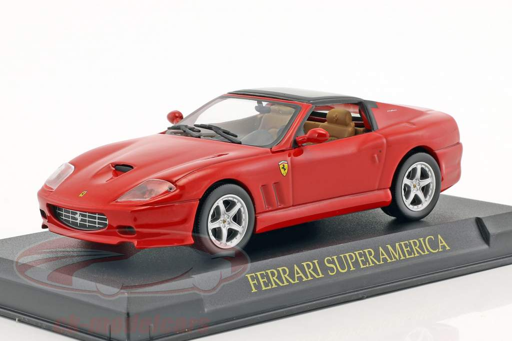 Ferrari Superamerica red 1:43 Altaya