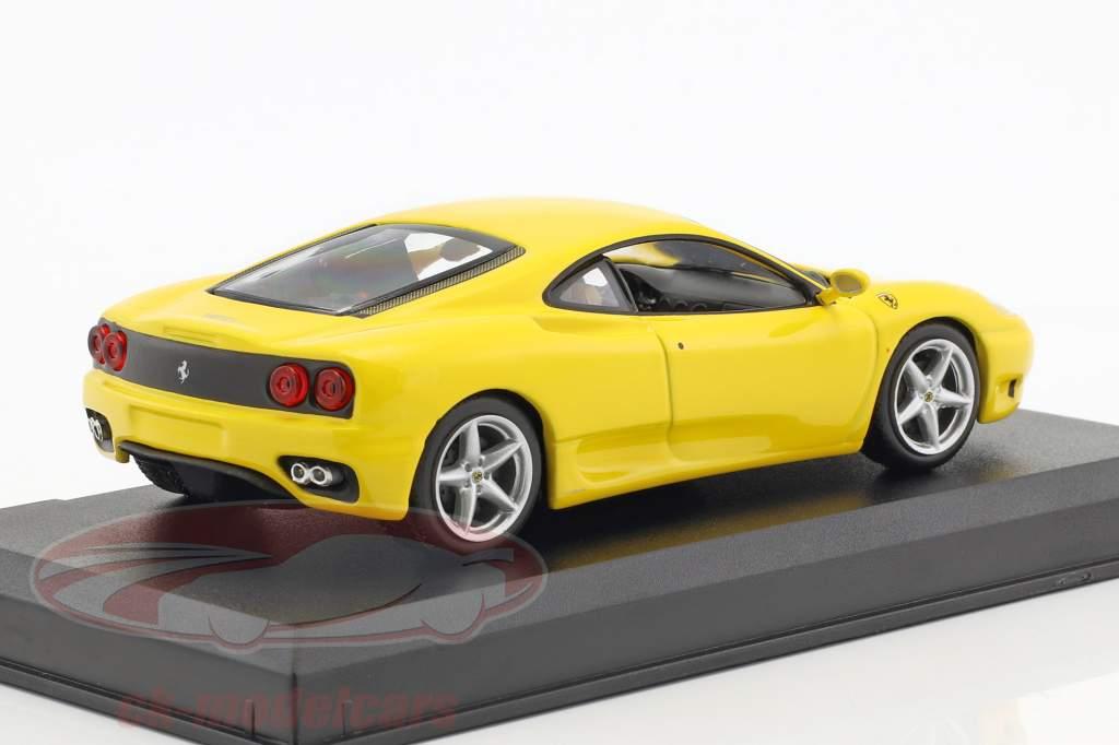 Ferrari 360 Modena yellow 1:43 Altaya