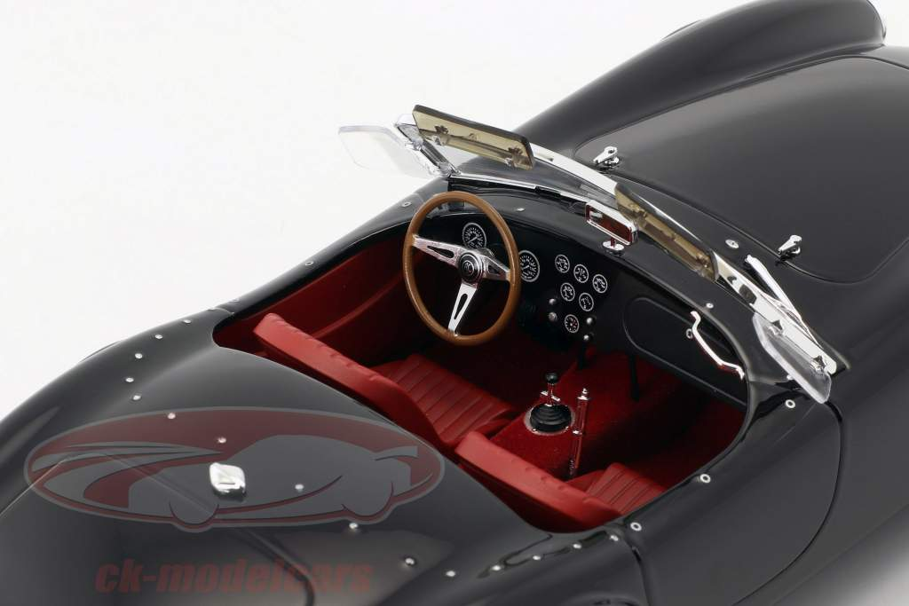 AC Cobra 289 year 1963 black 1:18 Norev